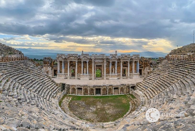 مکان های میراث جهانی یونسکو در ترکیه 8
