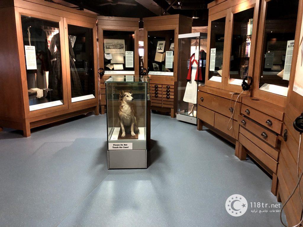 موزه فلورانس نایتینگل استانبول 1