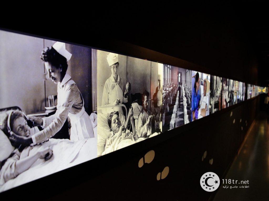 موزه فلورانس نایتینگل استانبول 5