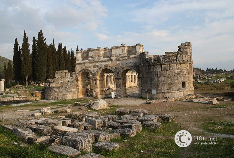 مکان های میراث جهانی یونسکو در ترکیه 19