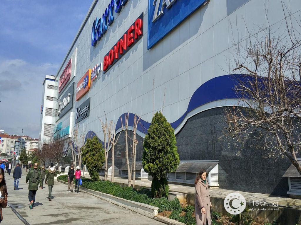 مراکز خرید استانبول 3