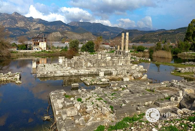 مکان های میراث جهانی یونسکو در ترکیه 15