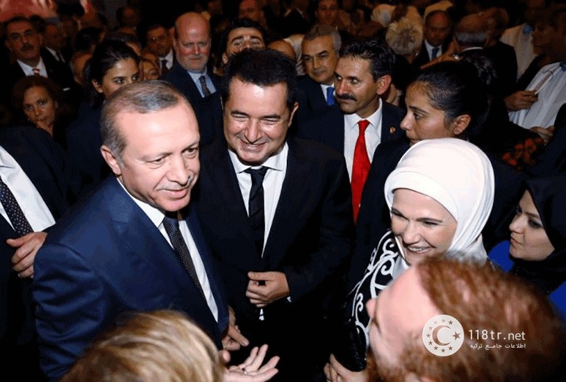 مغز متفکر مدیای ترکیه، آجون ایلیجالی 9