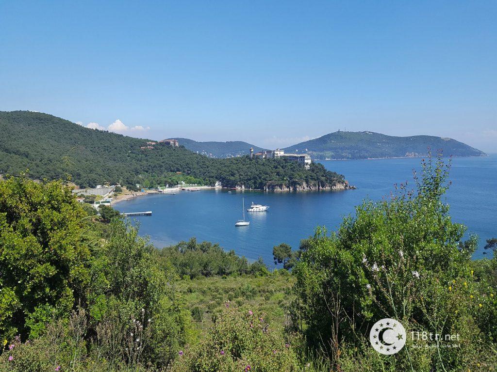 دسترسی به جزایر پرنس استانبول