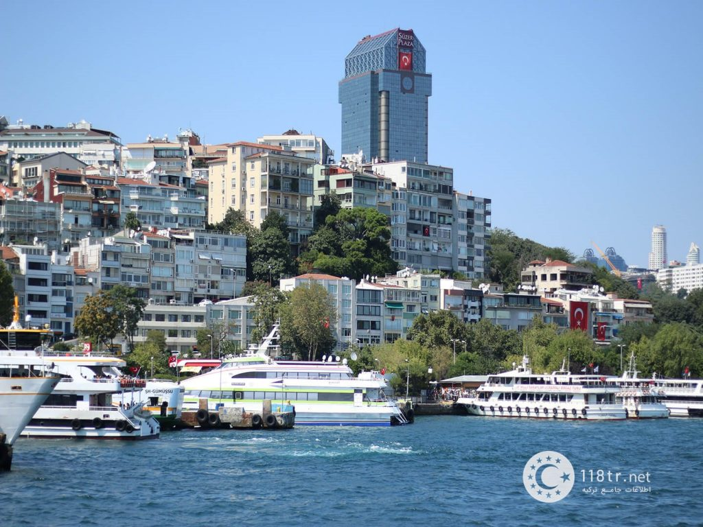 چگونه به جزایر پرنس استانبول برویم؟ 3