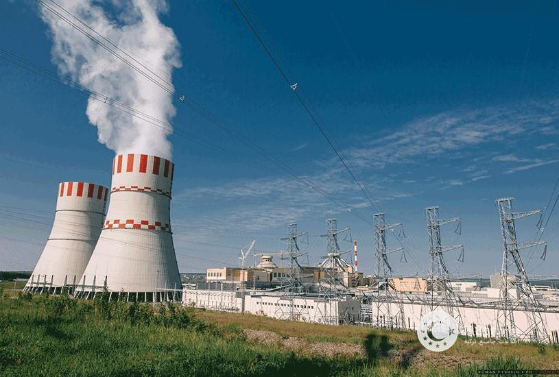 نیروگاه اتمی Akkuyu 1