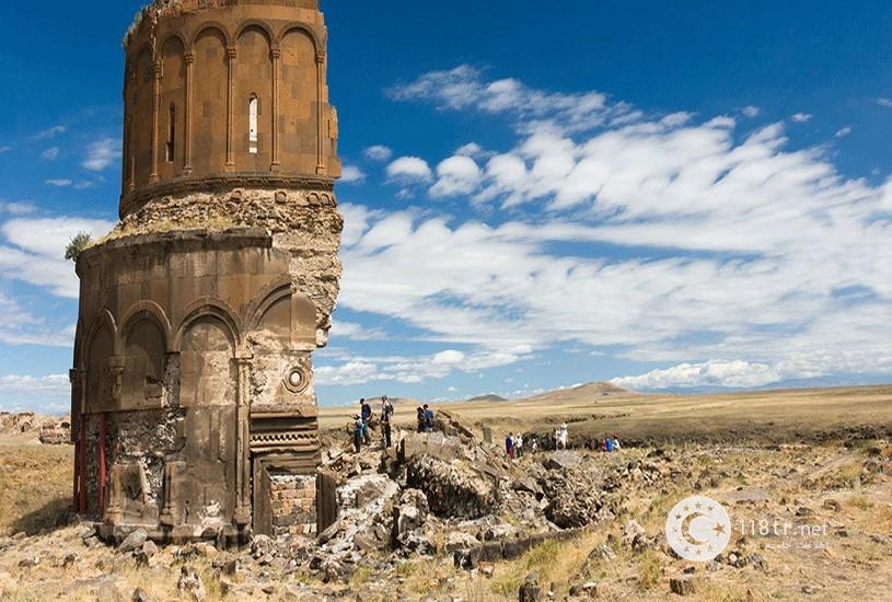 مکان های میراث جهانی یونسکو در ترکیه 4