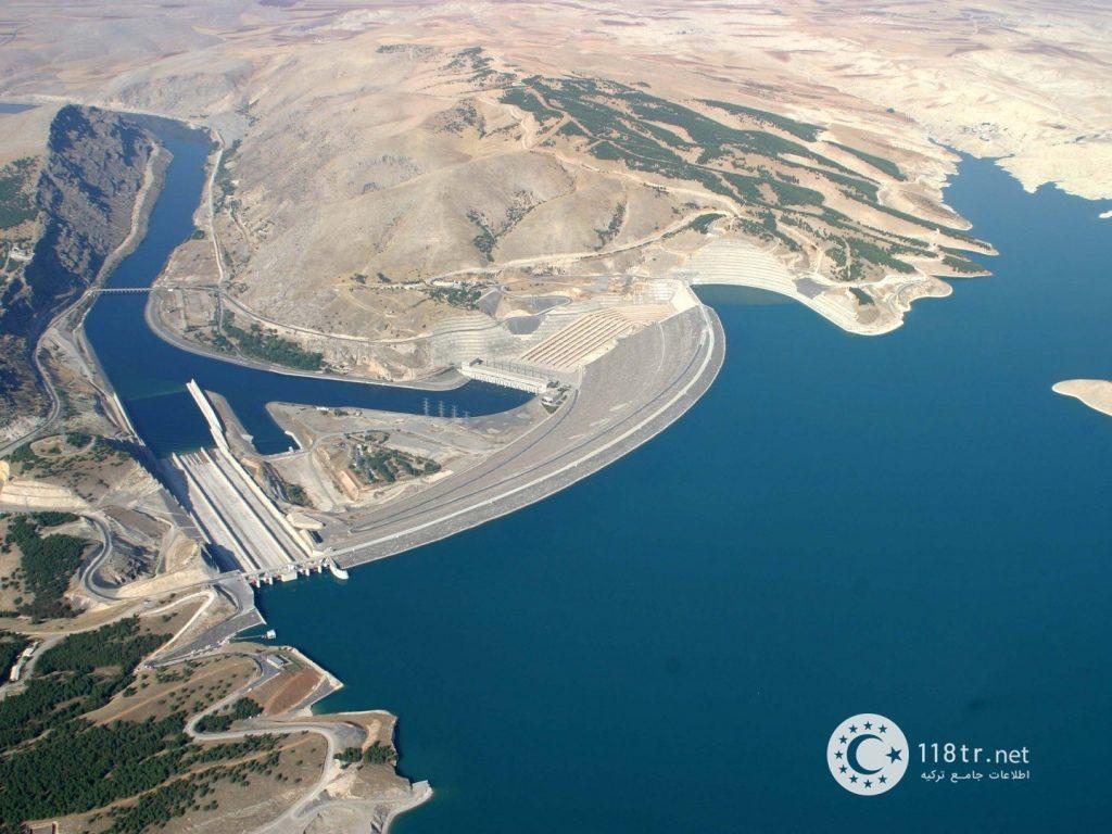 بزرگترین سدهای ترکیه 13