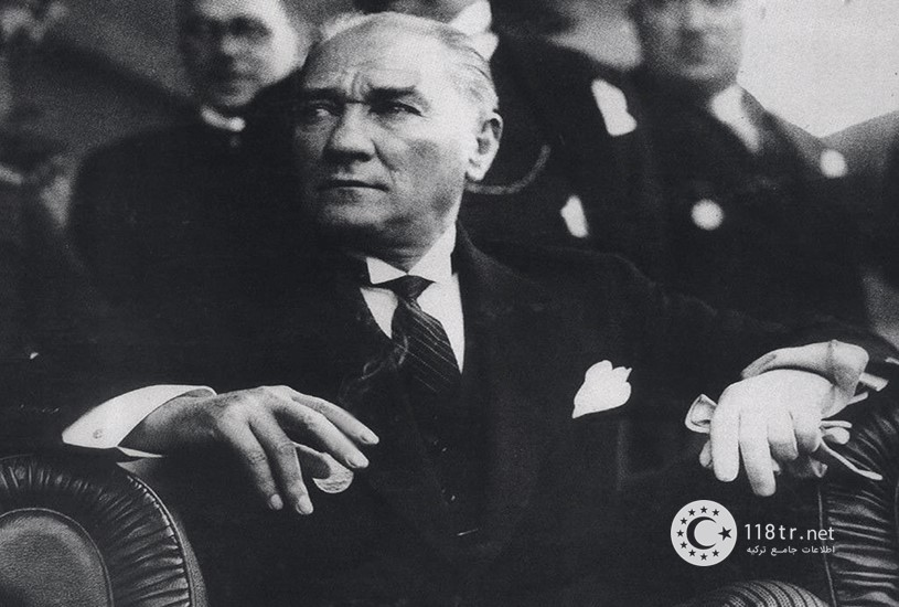آتاتورک رهبر بزرگ ترکیه 2