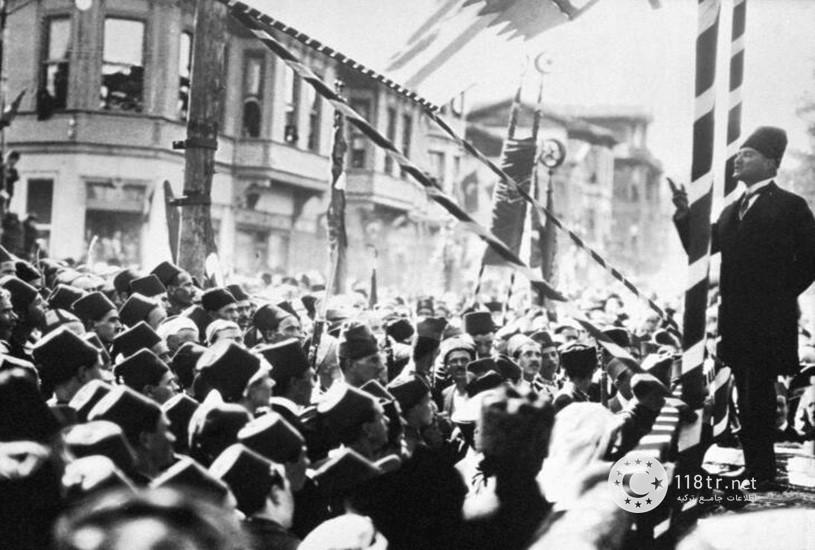 آتاتورک رهبر بزرگ ترکیه 6