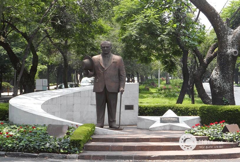 آتاتورک رهبر بزرگ ترکیه 10