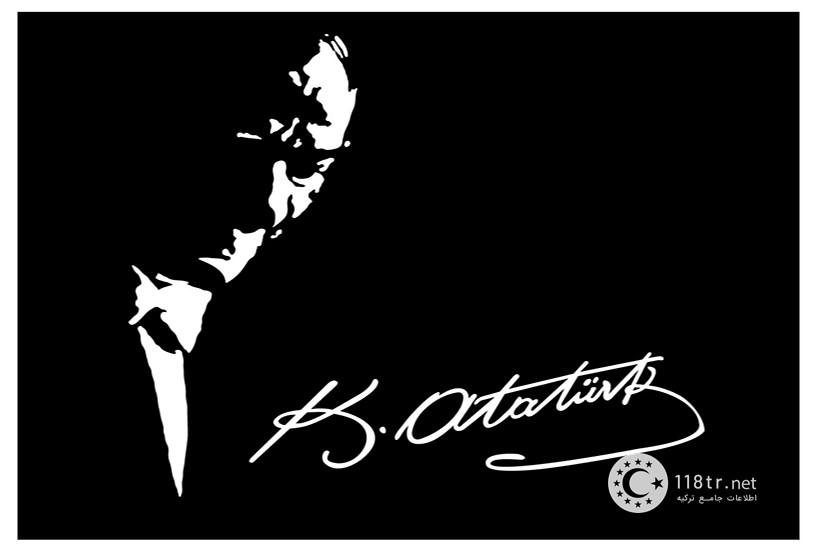 آتاتورک رهبر بزرگ ترکیه 9