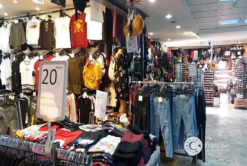 مراکز خرید ارزان استانبول 6