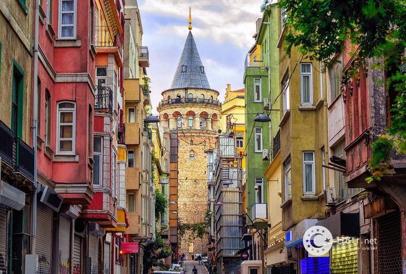 قیمت خانه در استانبول تکسیم