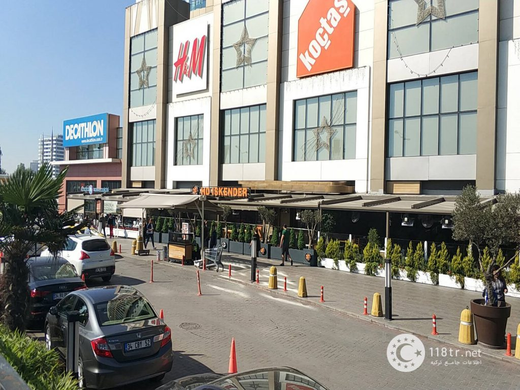 مراکز خرید استانبول 6