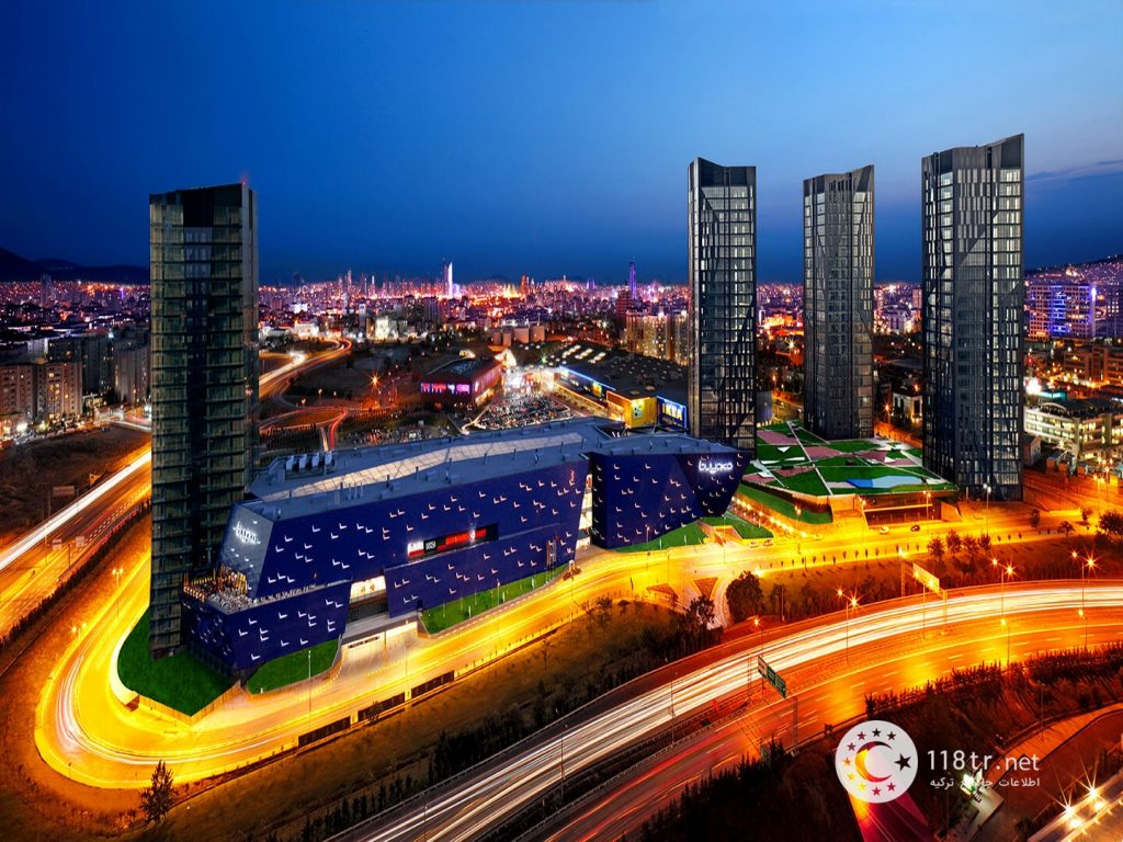 مراکز خرید استانبول 7