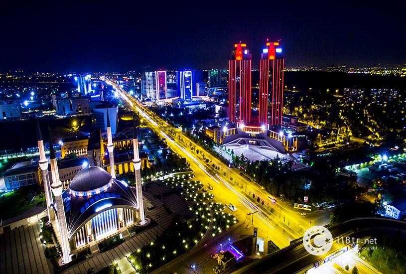 قیمت خانه در آنکارا چانکایا - Ankara Çankaya