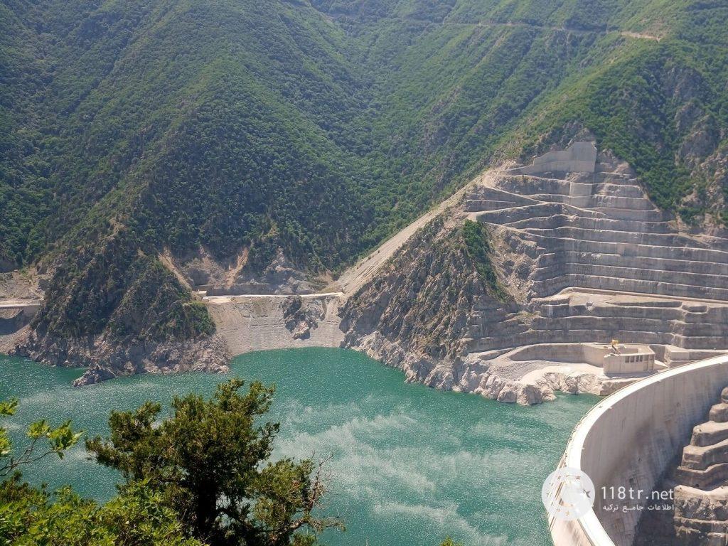 بزرگترین سدهای ترکیه 11