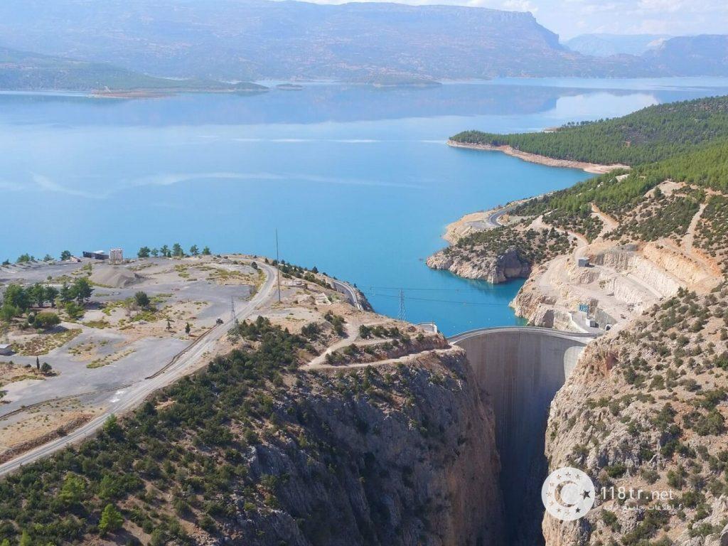 بزرگترین سدهای ترکیه 8