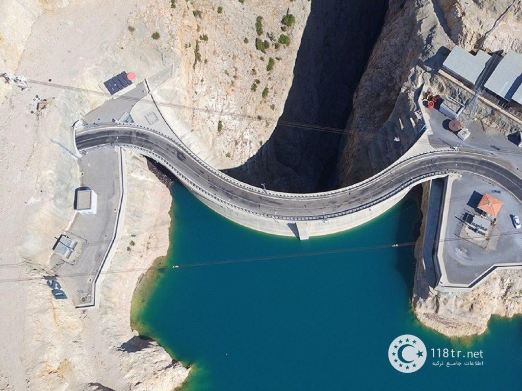بزرگترین سدهای ترکیه 9