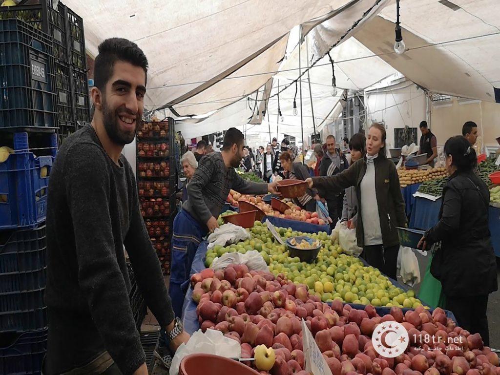 جمعه بازار فیندیک زاده استانبول 1