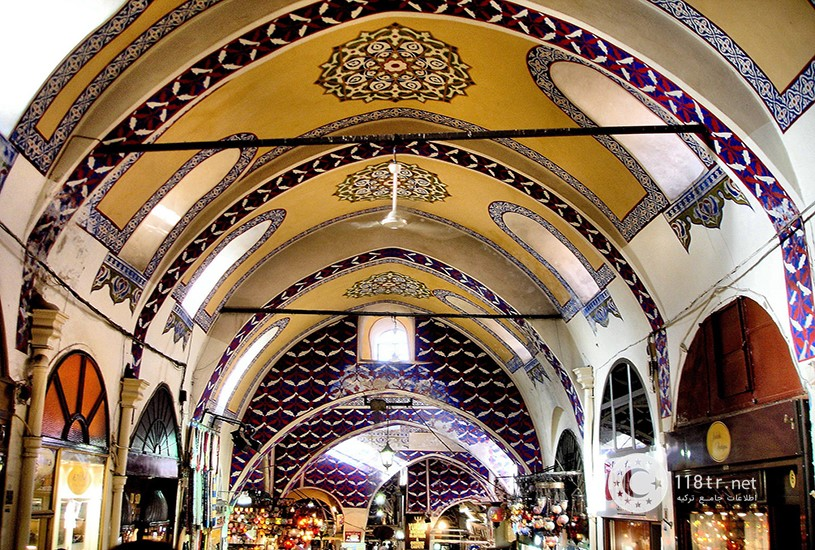 بازار بزرگ استانبول 5