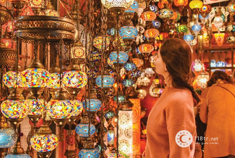 بازار بزرگ استانبول 7