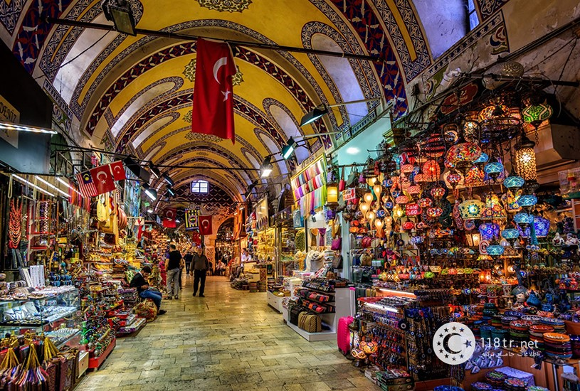 بازار بزرگ استانبول 9