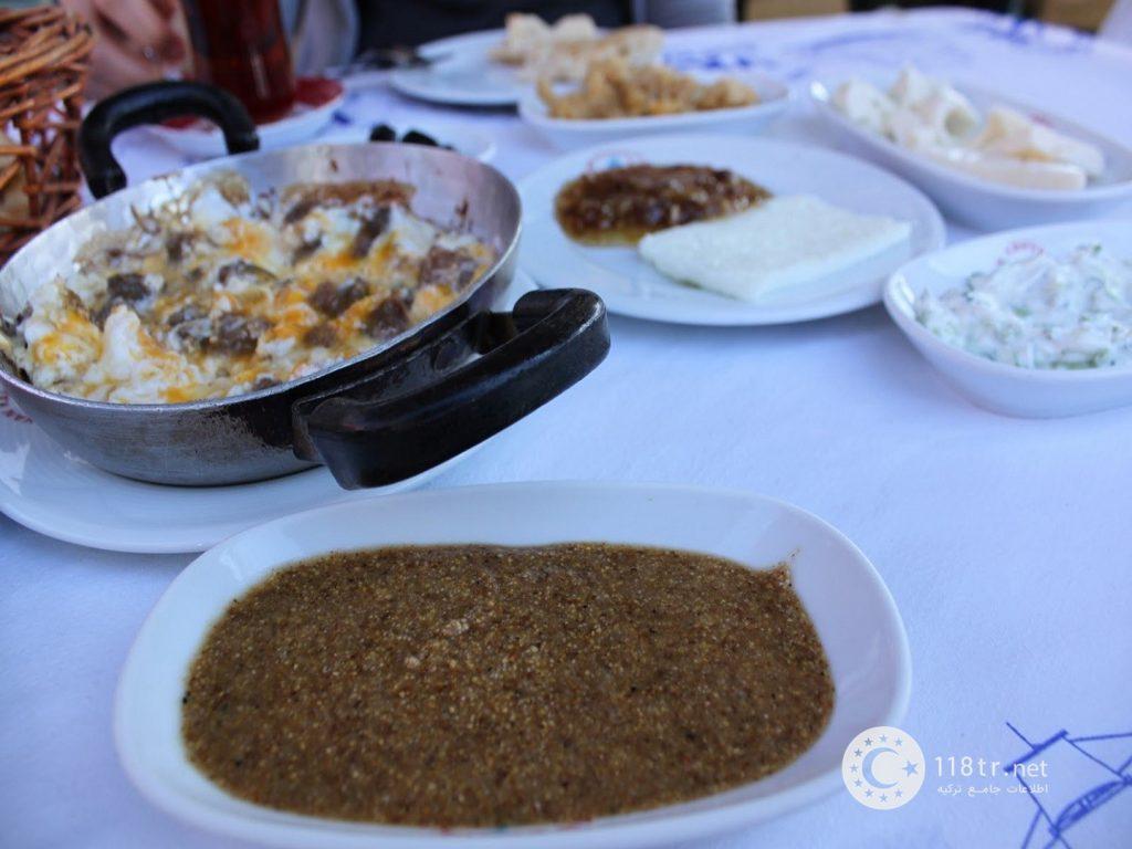 ۱۰ مورد از خوشمزه ترین صبحانه های ترکیه 4