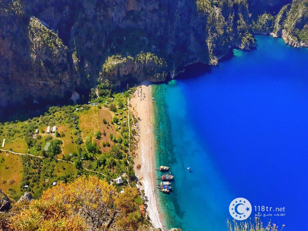سواحل پرچم آبی ترکیه 4