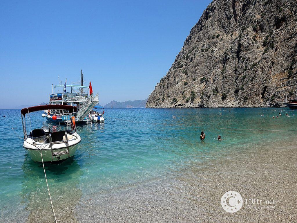 سواحل پرچم آبی ترکیه 7