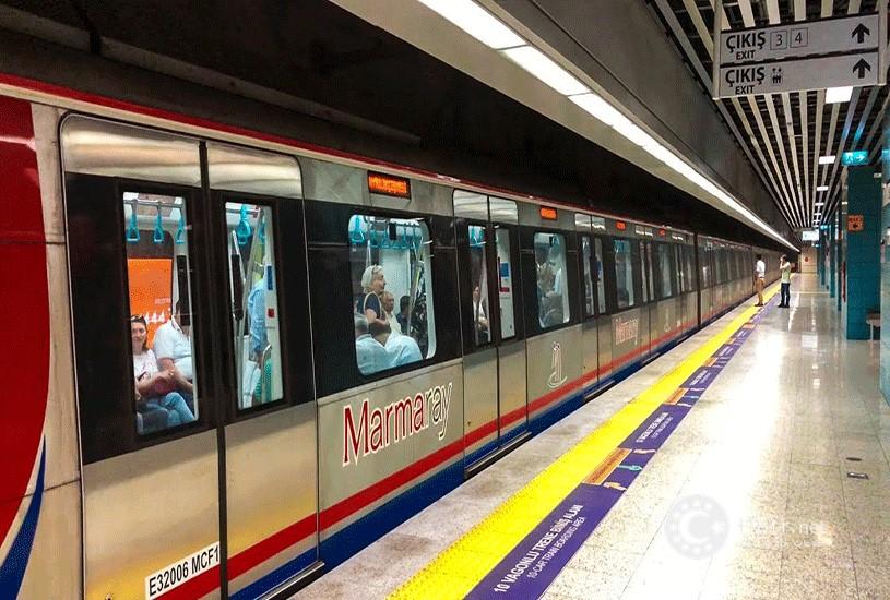 تونل مارمارای استانبول 1