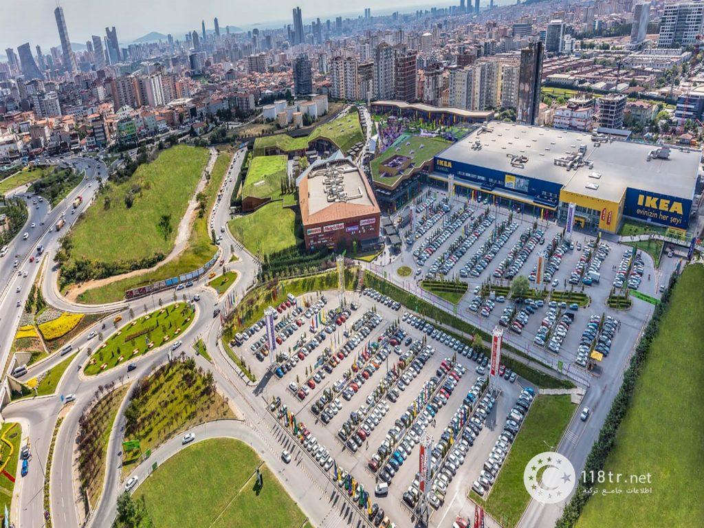 مراکز خرید استانبول 8