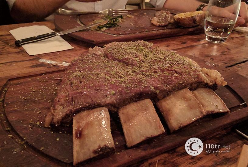 نصرت آشپز و رستوران های Nusr-Et 8
