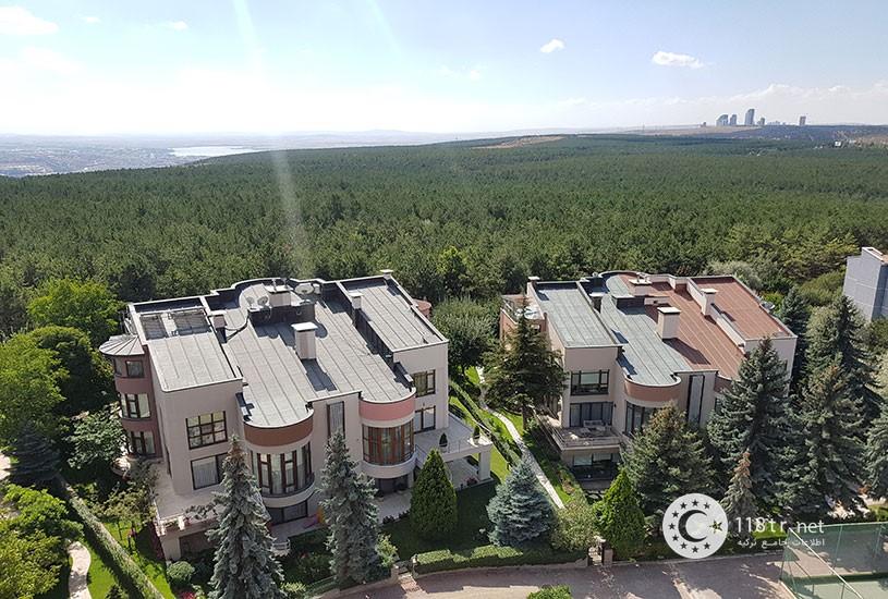قیمت خانه در آنکارا چانکایا - Ankara Çankaya 3