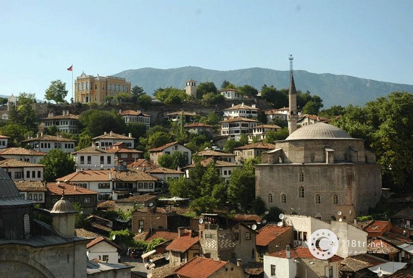 مکان های میراث جهانی یونسکو در ترکیه 5