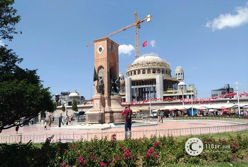 قیمت خانه در استانبول تکسیم – Istanbul Taksim 3