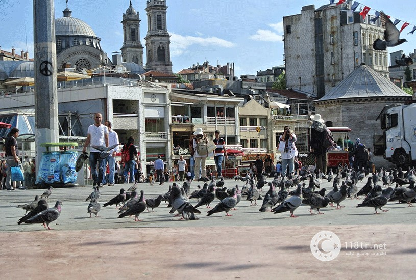 قیمت خانه در استانبول تکسیم – Istanbul Taksim 1