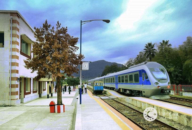 قطار تهران آنکارا 1