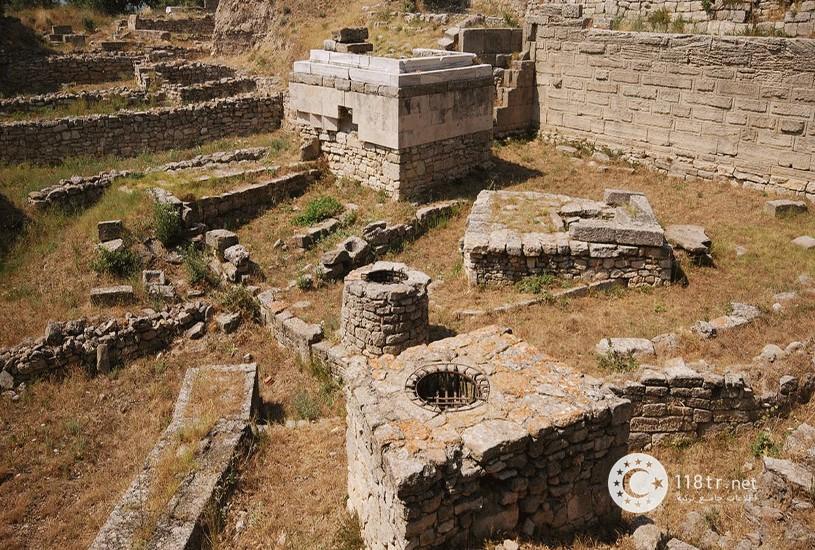 مکان های میراث جهانی یونسکو در ترکیه 3