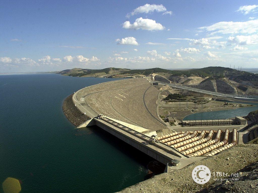 بزرگترین سدهای ترکیه 1