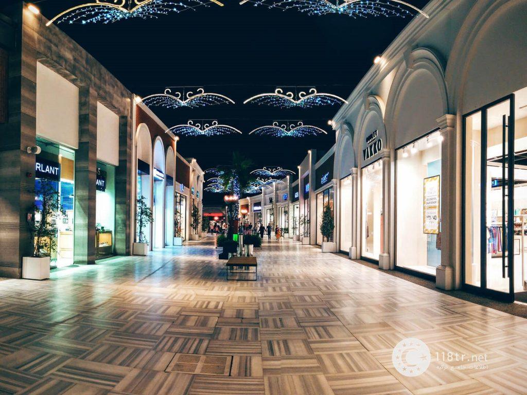 مراکز خرید استانبول 5