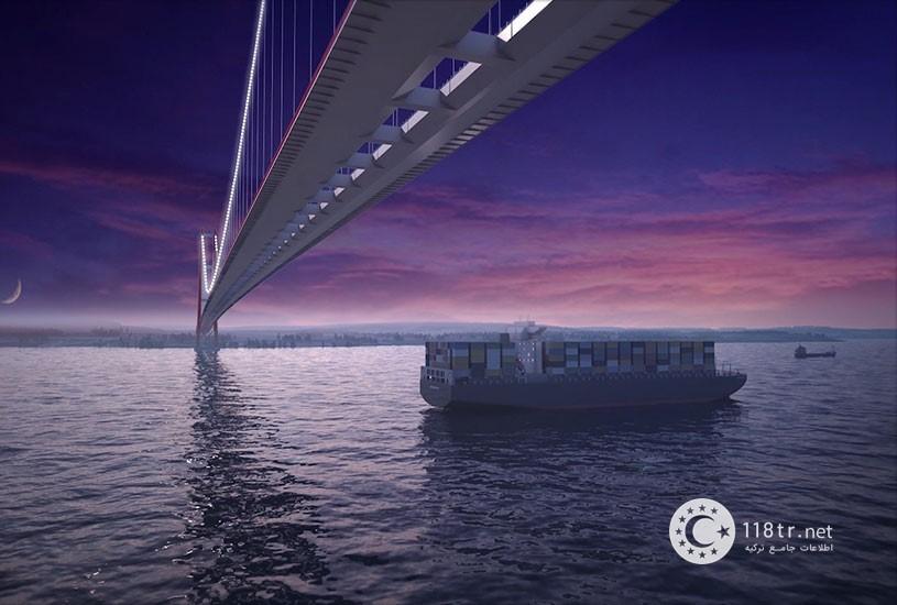 پل چناق قلعه بزرگترین پل کابلی جهان 6