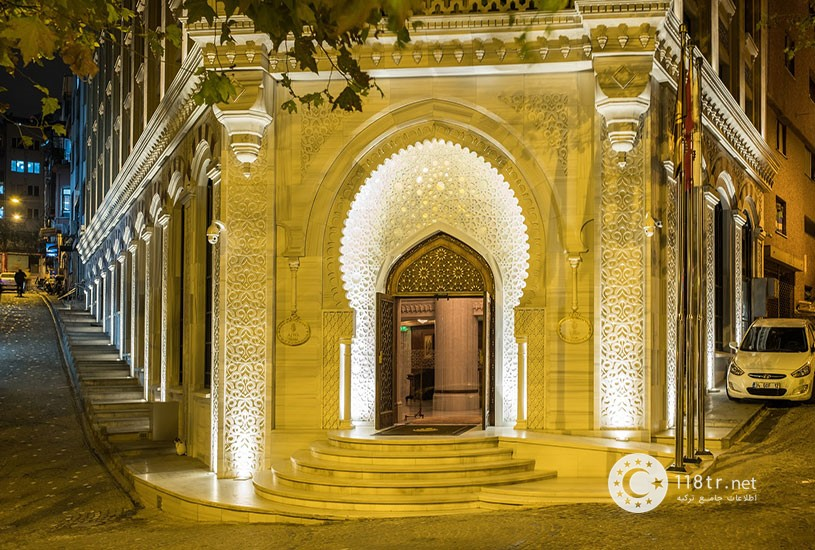 بهترین هتل های استانبول 11