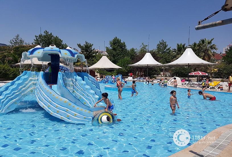 پارک آبی آکوا کلاب دلفین استانبول 3