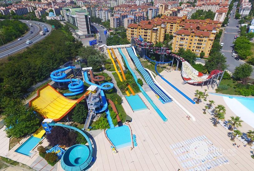 پارک آبی آکوا کلاب دلفین استانبول 1
