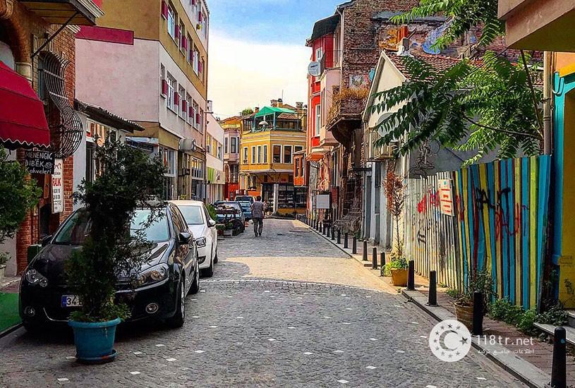 محله بالات استانبول 1