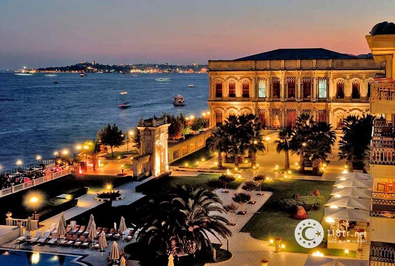 بهترین هتل های استانبول 3