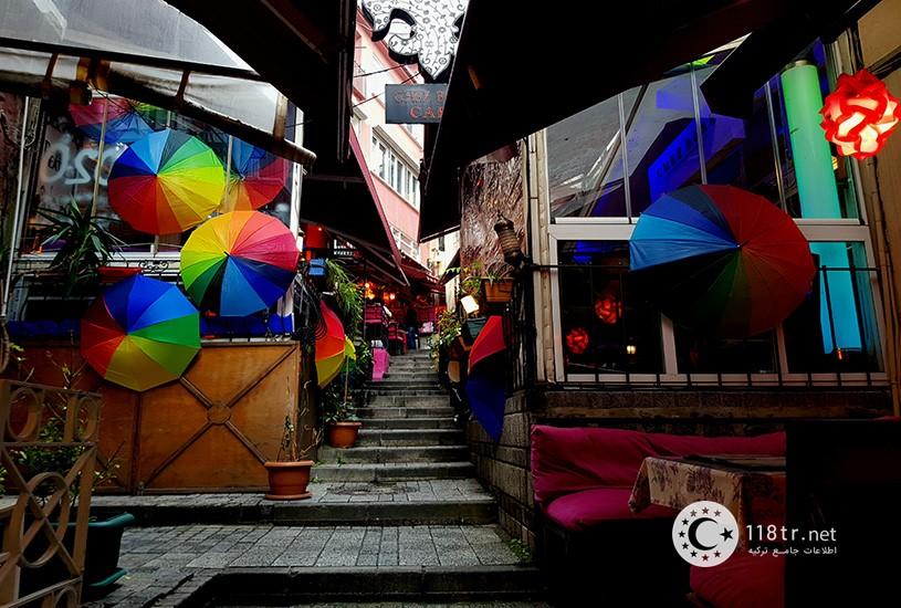 خیابان استقلال استانبول 11