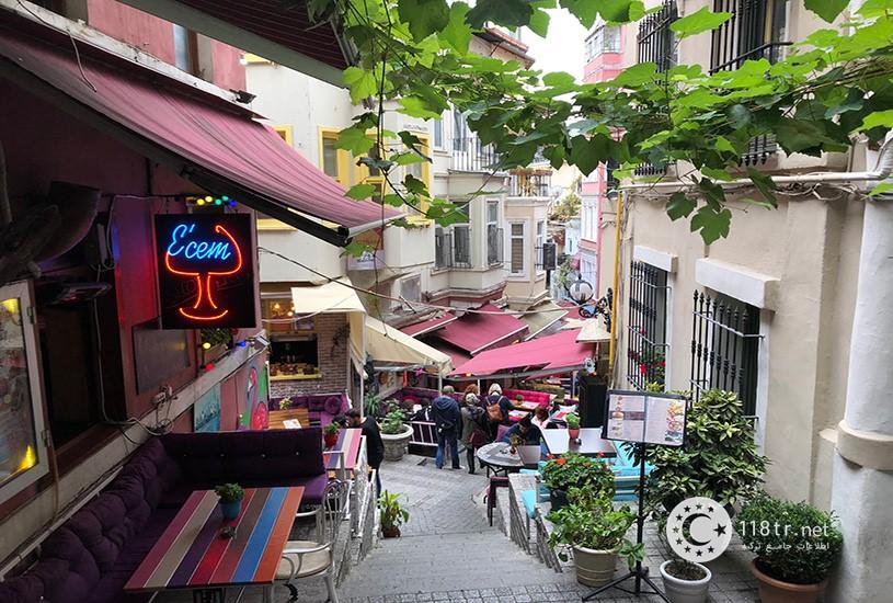 خیابان استقلال استانبول 6